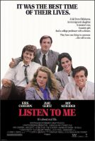 Listen to Me Movie Poster (1989)
