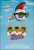 Major League Movie Poster (1989)