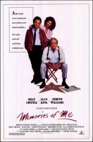Memories of Me Movie Poster (1988)