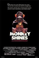 Monkey Shines Movie Poster (1988)
