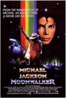 Michael Jackson's Moonwalker Movie Poster (1988)