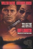 Off Limits Movie Poster (1988)