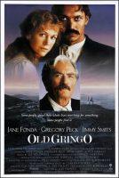 Old Gringo Movie Poster (1989)