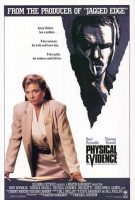 Physical Evidence Movie Poster (1989)