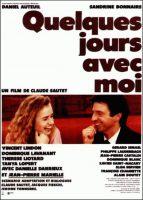 Quelques Jours avec Moi Movie Poster (1988)