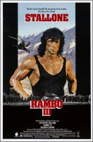 Rambo III Movie Poster (1988)