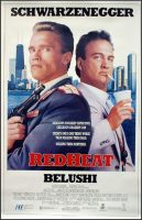 Red Heat Movie Poster (1988)