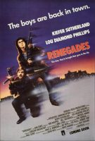 Renegades Movie Poster (1989)