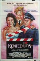Rented Lips Movie Poster (1988)