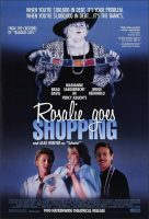 Rosalie Goes Shopping Movie Poster (1989)