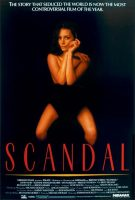 Scandal Movie Poster (1989)