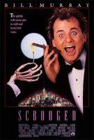 Scrooged Movie Poster (1988)