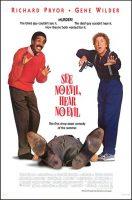 See No Evil, Hear No Evil Movie Poster (1989)