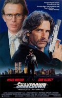 Shakedown Movie Poster (1988)