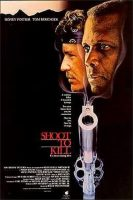 Shoot to Kill Movie Poster (1988)