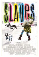 Slaves of New York Movie Poster (1989)