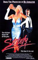 Society Movie Poster (1992)