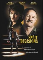 Split Decisions Movie Poster (1988)