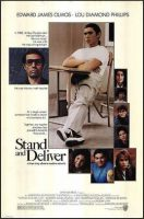 Stand and Deliver Movie Poster (1988)