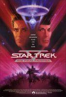 Star Trek V: The Final Frontier Movie Poster (1989)