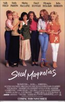 Steel Magnolias Movie Poster (1989)