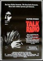 Talk Radio Movie Poster (1988)