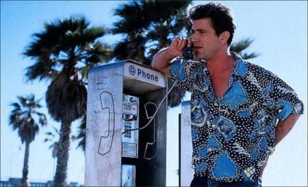 Tequila Sunrise (1988) - Mel Gibson