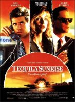 Tequila Sunrise Movie Poster (1988)