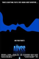 The Abyss Movie Poster (1989)