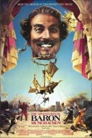 The Adventures of Baron Munchausen Movie Poster (1989)
