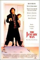The January Man Movie Poster (1989)