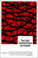The Last Temptation of Christ Movie Poster (1988)