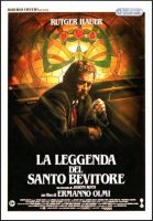 The Legend of the Holy Drinker Movie Poster (1988)