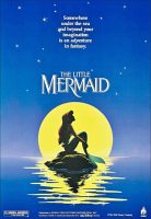 The Little Mermaid Movie Poster (1989)