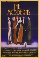The Moderns Movie Poster (1988)