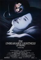 The Unbearable Lightness of Being Movie Poster (1988)