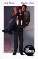 Three Fugitives Movie Poster (1989)