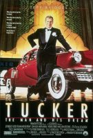 Tucker: The Man and His Dream Movie Poster (1988)