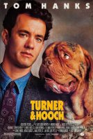 Turner and Hooch Movie Poster (1989)