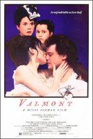 Valmont Movie Poster (1989)