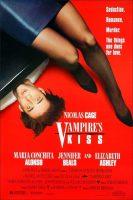 Vampire's Kiss Movie Poster (1989)