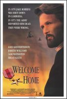 Welcome Home Movie Poster (1989)