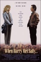 When Harry Met Sally... Movie Poster (1989)