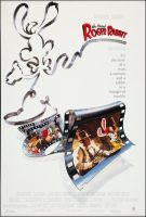Who Framed Roger Rabbit Movie Poster (1988)