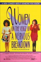 Women on the Verge of a Nervous Breakdown Movie Poster (1988)