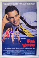 Worth Winning Movie Poster (1989)