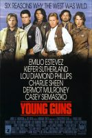 Young Guns Movie Poster (1988)