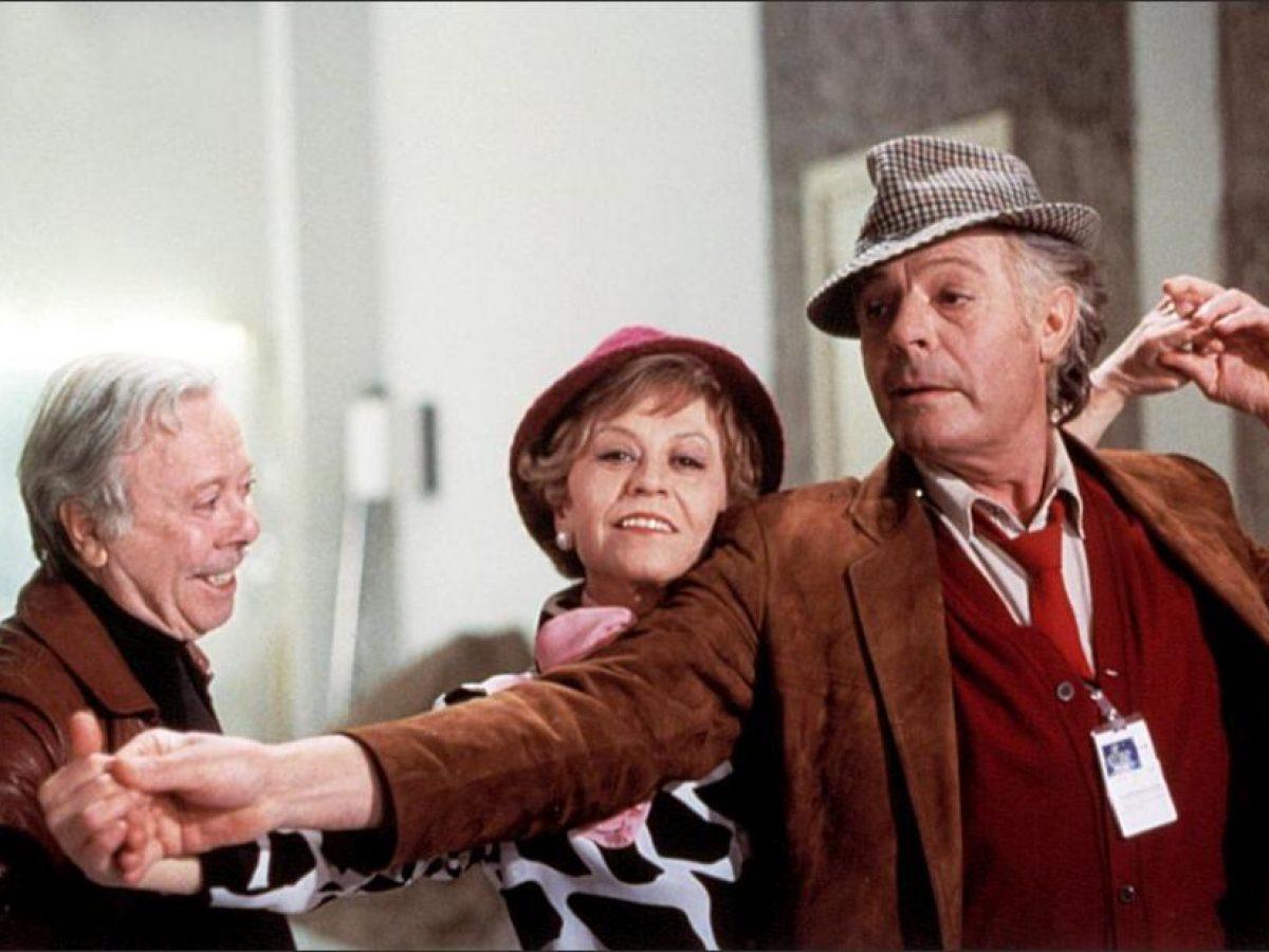 Ginger and Fred, dir. Federico Fellini, 1986